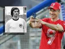 'Beste Robert Lewandowski, 40 goals zijn genoeg'