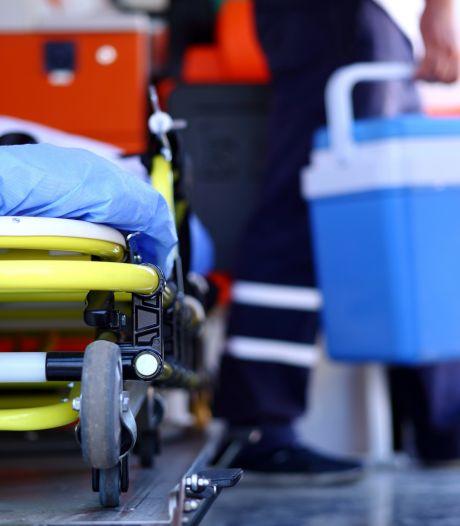 Un piéton dans un état critique après avoir été fauché par un automobiliste sur la route du Condroz