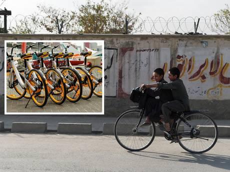 Waarom verkoopt Rotterdam 600 oBikes aan...Afghanistan?
