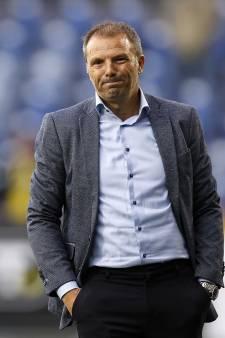 Vertrek Steijn als trainer van NAC onvermijdelijk na mislukt seizoen