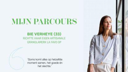 """Het hobbelige pad naar succes van onderneemster Bie Verheye: """"Een eigen merk opstarten kan eenzaam zijn"""""""