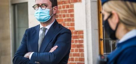 Vaste opération antidrogue: Van Quickenborne pas surpris que des personnes du système judiciaire soient impliquées