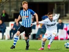 Dat een verdediger een punt redt, zegt veel over dit FC Eindhoven: 'Ik zit zo niet lekker in de bus'