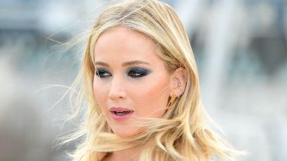 """Jennifer Lawrence stopte op haar 14de met school: """"School en zelfs vrienden waren niet zo belangrijk als mijn carrière"""""""