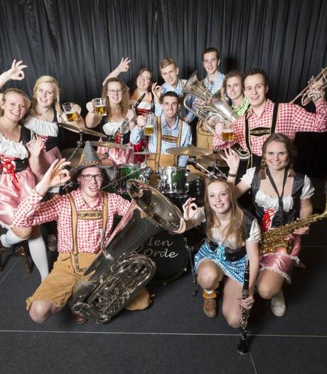Eerste Bierfest in Pannerden een succes
