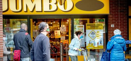 Protestacties in supermarkten van start na weigering looneis door werkgevers