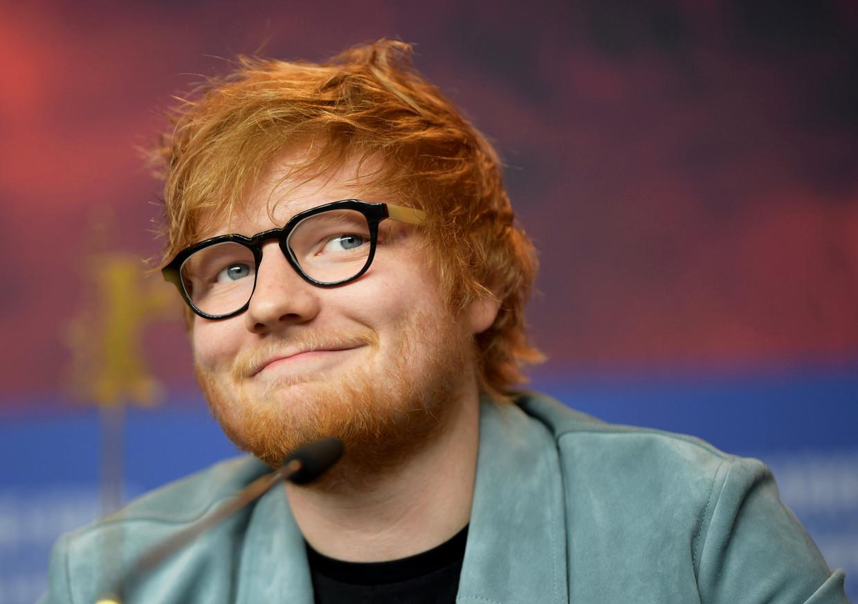 Ed Sheeran is lang niet de enige artiest die leentjebuur speelt. Beeld EPA