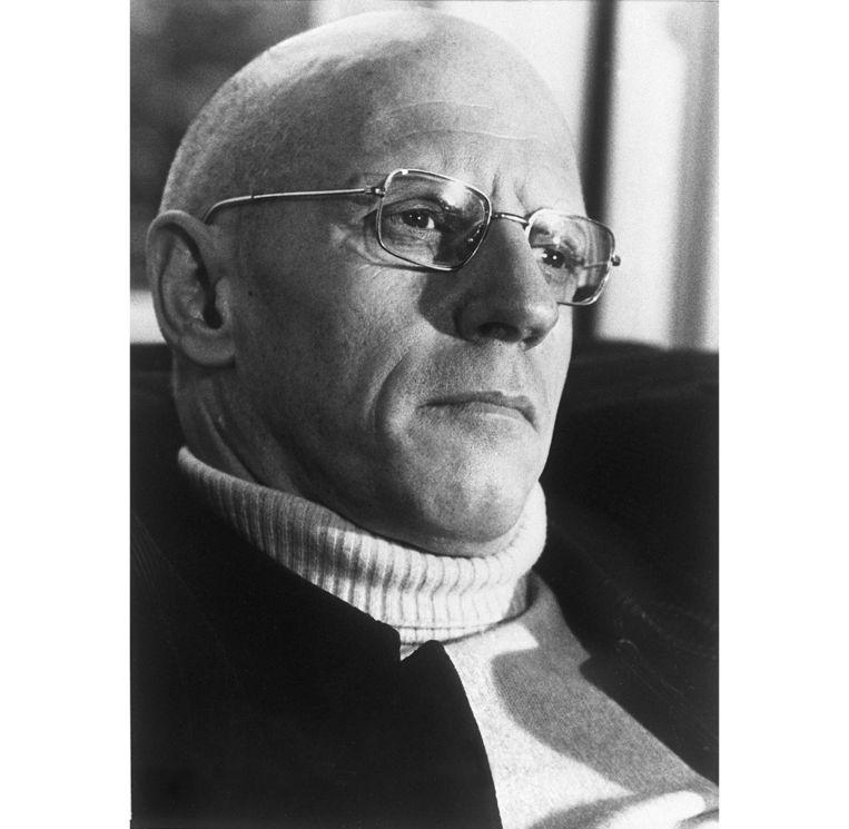 Filosoof Michel Foucault gedroeg zich volgens een collega als een racistische koloniaal. Beeld AFP