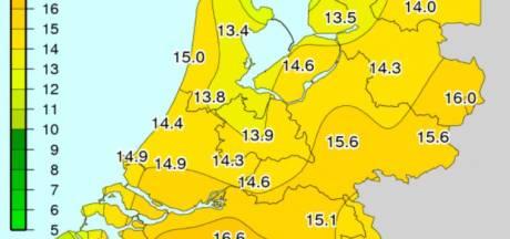 Woensdrecht sleept warmste 15 februari ooit in de wacht: 17 graden