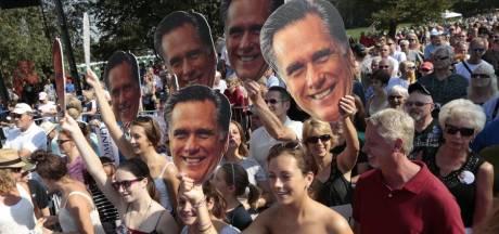 Democraten verstoren Republikeins feestje