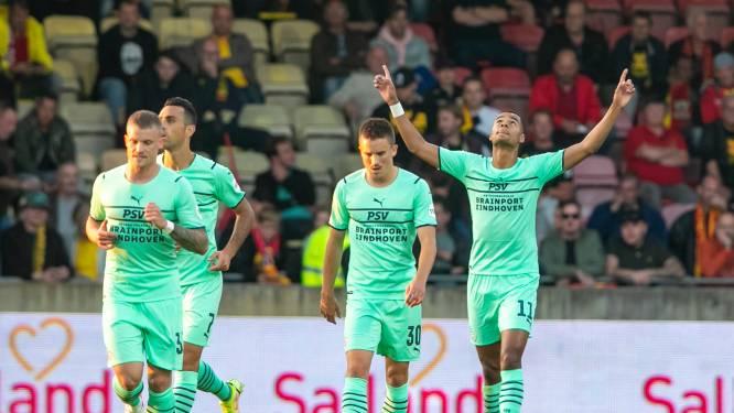 LIVE | Gakpo schiet PSV schitterend op voorsprong, Go Ahead mist wederom enorme kans