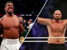 'Battle of Britain' tussen Joshua en Fury wordt gehouden in Saudi-Arabië