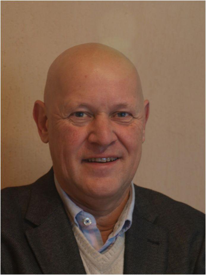 Ad Witlox,fractieleider van de PvdA Soest.