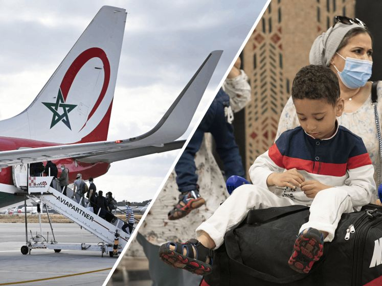 Nederlanders overrompeld in Marokko