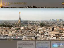 Visitez Paris comme un oiseau à travers 26 milliards de pixels