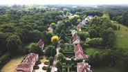 Te koop: negen villa's in zelfde straat