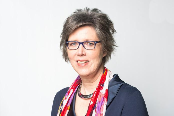 Kamerlid Joba van den Berg (CDA).