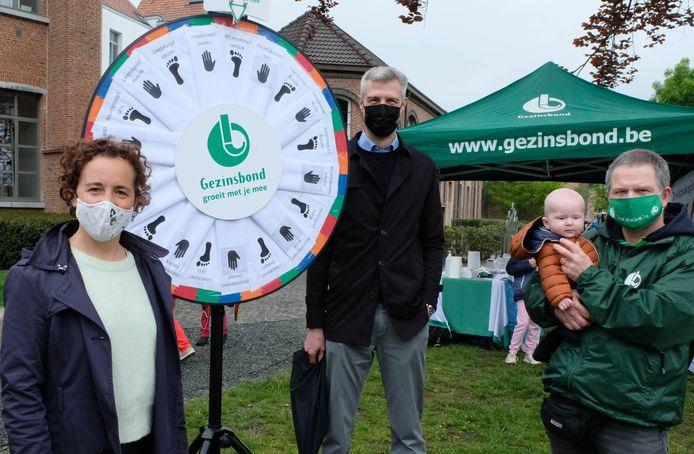 De Gezinsbond zette de flexibiliteit van gezinnen in de kijker op de 'Internationale Dag van het Gezin'