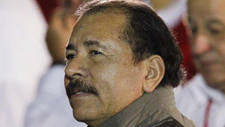 Daniel Ortega Beeld reuters