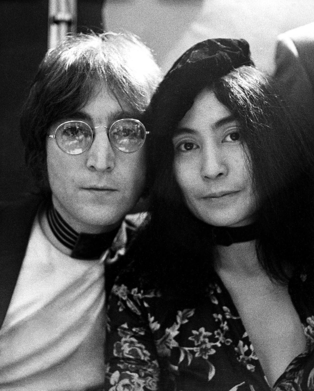 1971 Lennon Ono Beeld Apple TV+