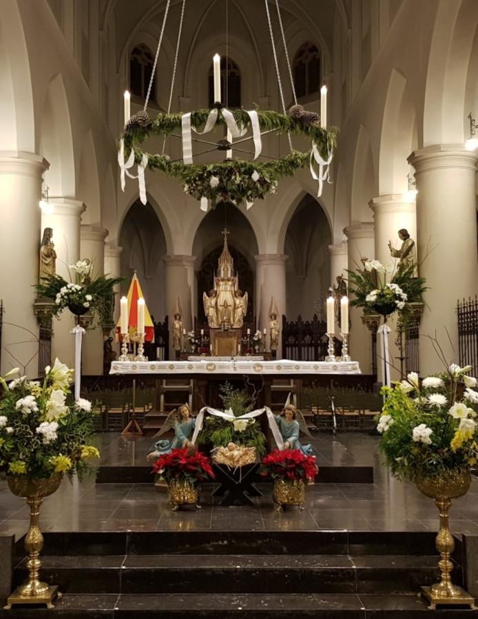 De Sint Petrus-basiliek in Boxtel.