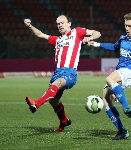 FC Oss beloont Niels Fleuren met profcontract