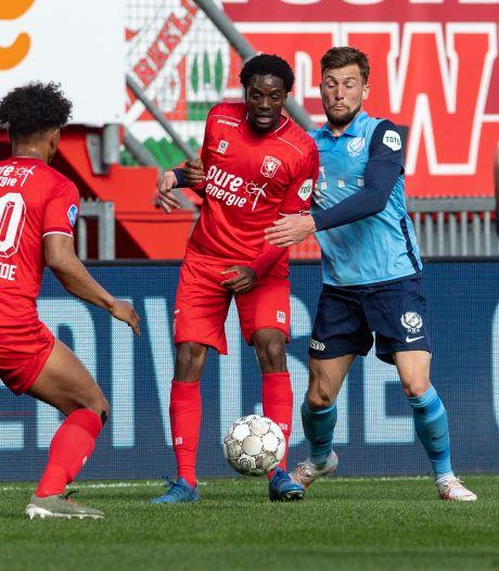 FC Utrecht meldt zich voor FC Twente-aanvaller Menig