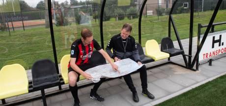 'De gezelligheid met de regioclubs zullen we missen'
