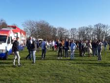 En weer komt Baudet met een oneliner op campagne in Veenendaal: 'Vaccineren is onzinnig'