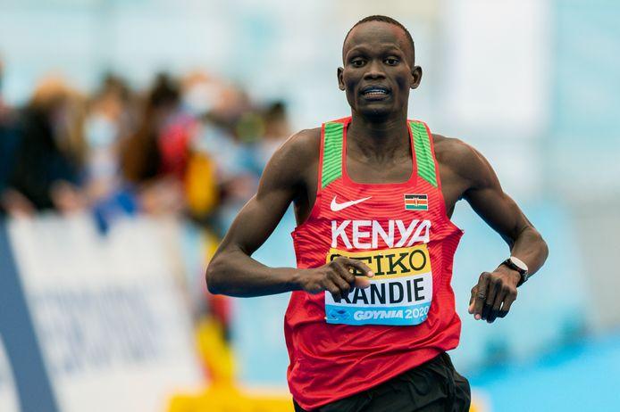 Kibiwott Kandie.