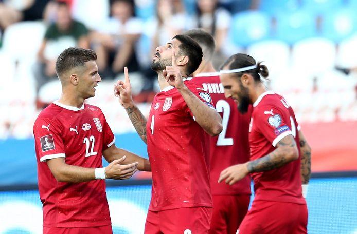 Deux nouveaux buts pour Aleksandar Mitrovic avec sa sélection.