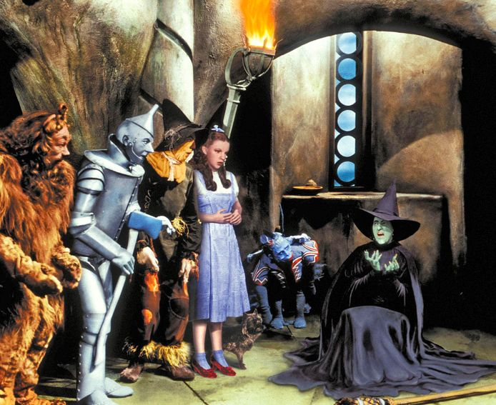 'The Wizard Of Oz'