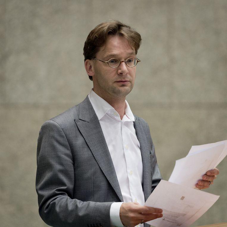 SP-Kamerlid Ronald van Raak Beeld ANP