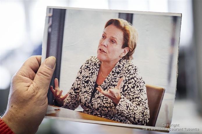 Ank Bijleveld roept met name vrouwen op te solliciteren naar de functie van burgemeester van Tubbergen.
