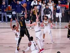 Davis schiet LA Lakers met 'buzzer-beater' naar tweede zege