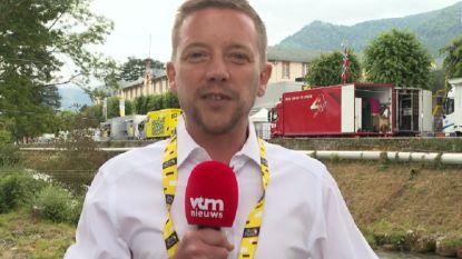 """Merijn Casteleyn over de twaalfde etappe: """"Niet ideaal voor de klassementsmannen, wél iets voor aanvallers"""""""