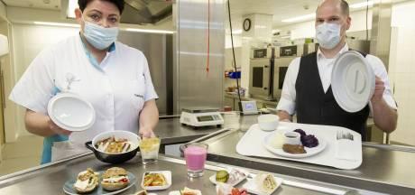 Ziek, zwak en misselijk? Ziekenhuis MST uit Enschede verleidt patiënt om toch gezond te eten