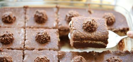 Wat Eten We Vandaag: Romig dessert met Ferrero Rocher
