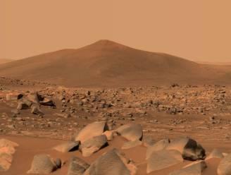 Perseverance gaat monsters van rotsen op Mars nemen