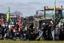 Verkiezingsbijeenkomst van BBB in Lievelde.