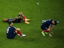 """""""On a manqué de tout"""", """"c'est douloureux"""": les réactions des Bleus après leur élimination précoce"""