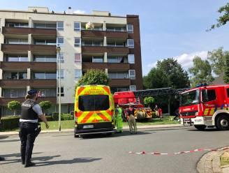 Zwaargewonde na brand in appartementsgebouw in Edegem