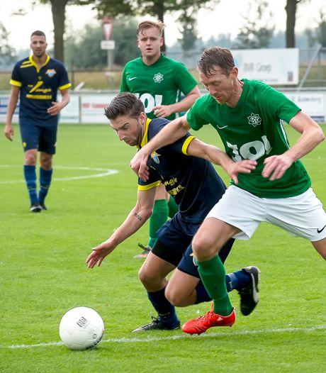 Prinsenland en Seolto winnen hun derby's, Palings viert terugkeer bij De Fendert met ruime zege
