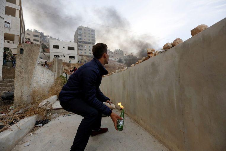 Beeld Alaa Badameh/ EPA