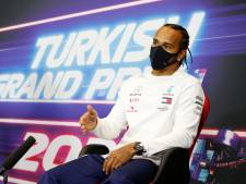 Hamilton over circuit Istanbul: 'We reden op een ijsbaan, het was gewoon beangstigend'