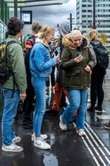 Na gepiep en storingen wéér probleem met duurste tramlijn van Nederland: tramhaltes zijn niet in orde
