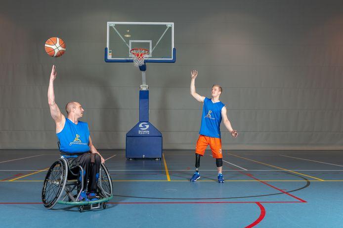 Uniek Sporten de Peel en Jibb+ laten sportdromen van Helmonders met een fysieke beperking uitkomen.