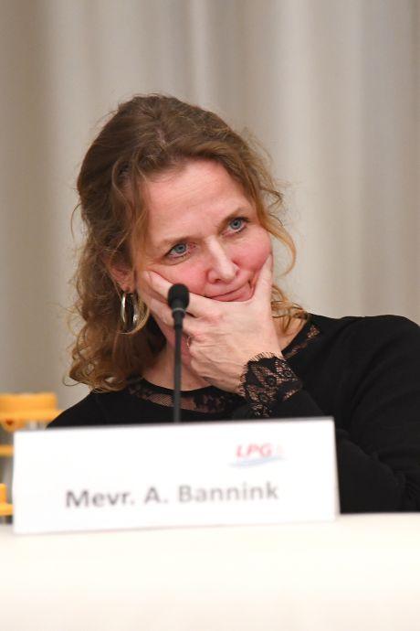 LPG-fractievoorzitter Astrid Bannink over politieke chaos Grave: 'Ik wil niemand het woord ontnemen'