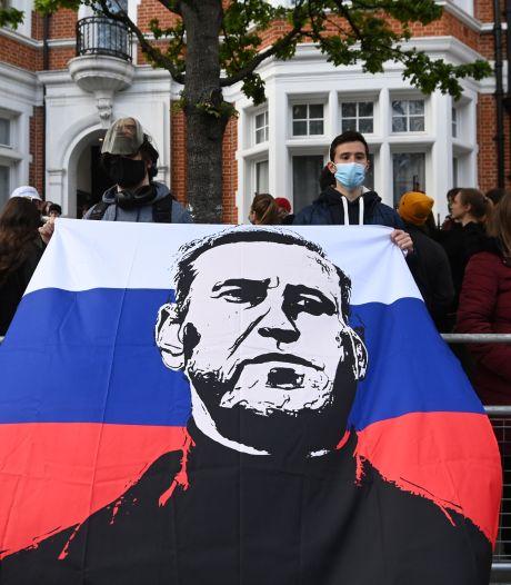 """Les médecins de Navalny tirent la sonnette d'alarme: """"Nous lui demandons d'arrêter sa grève de la faim"""""""