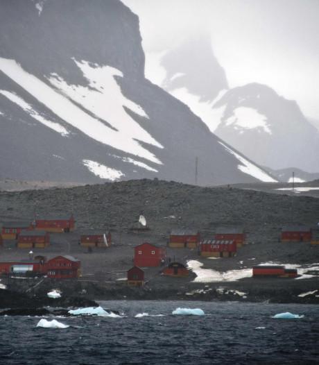 Nooit eerder was het zó warm op Antarctica